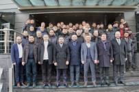 Nevşehir Belediyespor'da Diyarbakır Deplasmanı Öncesi Moral Kahvaltısı