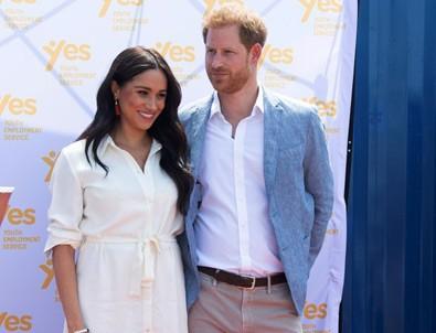 Prens Harry ve Meghan Markle Kraliyet Ailesi'nden ayrıldı, servet kazanacak