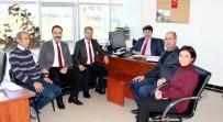 OBJEKTİF - Rektör Karacoşkun'dan Gazeteciler Günü Kutlaması