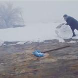 KARACADAĞ - Siverek Usulü Kar Temizleme