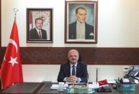Vali Özdemir Çakacak'ın '10 Ocak Çalışan Gazeteciler Günü' Kutlama Mesajı