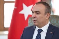 Vali Soytürk'ün 10 Ocak Çalışan Gazeteciler Günü Mesajı