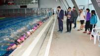 MEHMET ÖZDEMIR - 'Yüzme Bilmeyen Kalmasın' Projesi