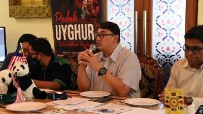Malezya'da Uygur Türkleri İle Dayanışma Etkinliği