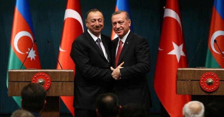 Başkan Erdoğan ile Aliyev'den kritik görüşme!