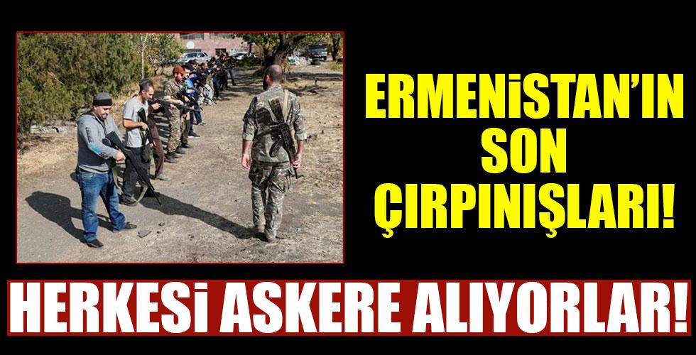 Ermenilerin son çırpınışları!