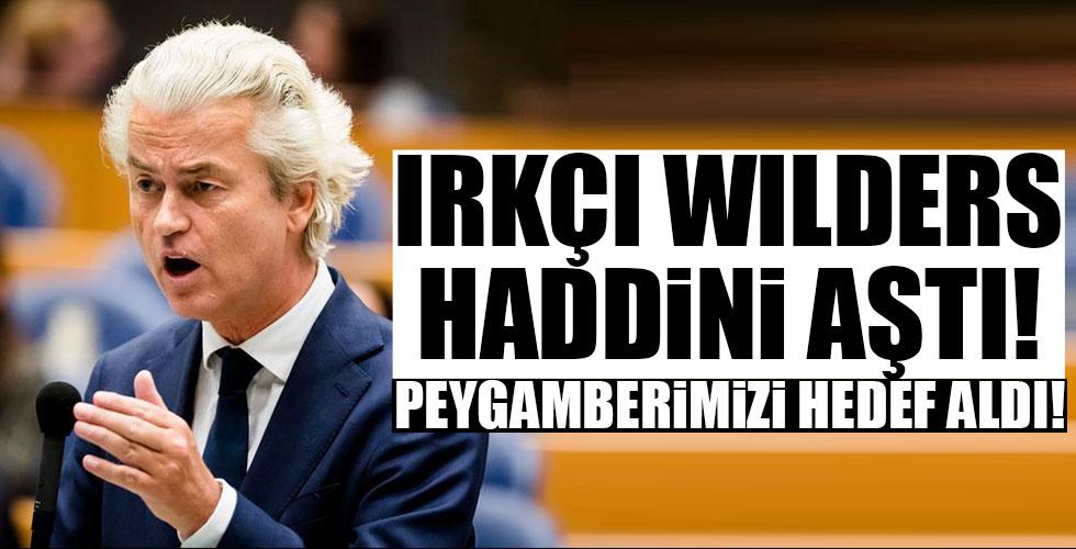 Irkçı Wilders haddini aştı!