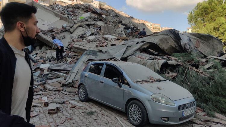 İzmir'de deprem fırtınası! Artçılar sürüyor...
