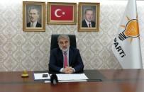 TANER YILDIZ - AK Parti Milletvekili Yıldız Açıklaması 'Terbiyesizliğin Son Noktası'
