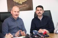 Bakan Soylu Açıklaması'kanunumuzda Afet Bölgesi Diye Bir Kanun Yok'
