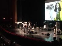 BARIŞ MANÇO - Barış Manço Ölüm Yıldönümünde Kadıköy'de Şarkılarıyla Anıldı