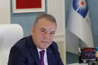YABANCI TURİST - Başkan Böcek Açıklaması 'Konaklama Vergisi Şehre Hizmet Edenlere Verilmeli'