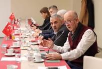 ÇEVRE BAKANLIĞI - Başkan Yüksel, Kartal'ın Muhtarları İle Bir Araya Geldi