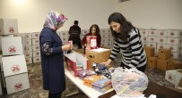 Belediye-Vatandaş İşbirliğiyle Toplanan Yardımlar Deprem Bölgesine Gönderildi