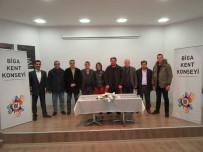 GENÇLİK MECLİSİ - Biga Kent Konseyinde Yeni Yılın İlk Genel Kurulu Yapıldı