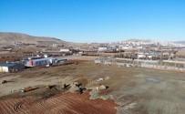 Elazığ'da Konteyner Kent Çalışmaları Sürüyor