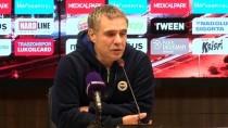 ERSUN YANAL - Ersun Yanal Açıklaması 'Ligin Son Sözünü Fenerbahçe Söyleyecek'