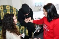 Evde Bakım Yapılan Hastalara Doğum Günü Sürprizi