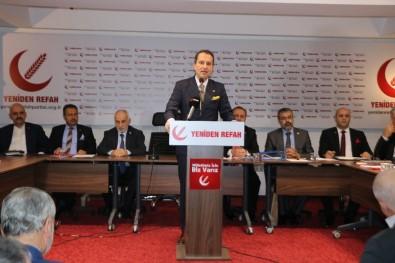 Fatih Erbakan Açıklaması '57 Müslüman Ülkenin Türkiye'nin Öncülüğünde Tek Vücut Haline Getirilmesi Gerek'