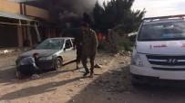 BOMBALI SALDIRI - Hafter Güçlerinden Trablus'a Bombalı Saldırı Açıklaması 1 Ölü, 1 Yaralı