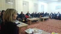 KADıOĞLU - İl Müdürü Kadıoğlu Çiftçiler İle Bir Araya Geldi