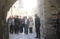 HER AÇIDAN - İlker Başbuğ, Teröristlerin Bombaladığı Camide İncelemelerde Bulundu