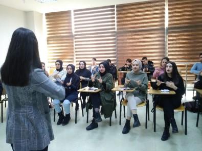 Kağıthane Belediyesinden Afet Gönüllülerine İşaret Dili Eğitimi