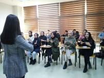 İŞARET DİLİ - Kağıthane Belediyesinden Afet Gönüllülerine İşaret Dili Eğitimi