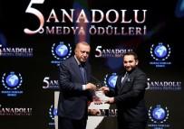 AHMET KARAKAYA - Kardelen TV Yılın Yerel Televizyonu Seçildi