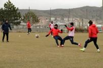 SARı KART - Nevşehir Belediyespor, Lider Karacabey'i Konuk Ediyor