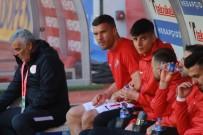 HALIS ÖZKAHYA - Süper Lig Açıklaması Antalyaspor Açıklaması 0 - Konyaspor Açıklaması 0 (İlk Yarı)
