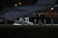 Fahrettin Koca - Türk Vatandaşlarını Vuhan'dan Getiren Uçak Yurda Döndü