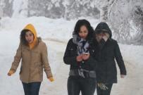 GİRESUN - Bayburt'ta Sibirya Soğukları Yaşanıyor