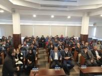 KAÇıŞ - Belediye Personeline Deprem Semineri