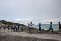 FESTIVAL - Buz Gibi Havada Riva Koşusu'na Rekor Katılım!