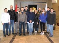 BAĞLıLıK - Çerkezköy TSO'da İş Sağlığı Ve Güvenliği Konuşuldu
