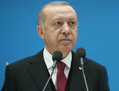 Cumhurbaşkanı Erdoğan'dan sosyal medya ve internet uyarısı