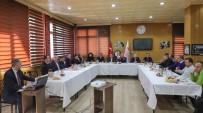 FAKÜLTE - Erzurum Gazeteciler Cemiyeti İle Erzurum'un Geleceği Konuşuldu