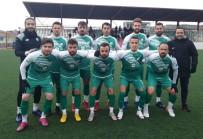 DEVLET TIYATROLARı - Gölbaşı Belediyespor, Sahasında Nallıhan 1864 Spor'u 2-1 Mağlup Etti.