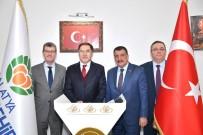 ŞEREF MALKOÇ - Kamu Denetçiliği Kurumu Başkanı Şeref Malkoç Açıklaması