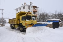 Karabük'te 44 Kapalı Köy Yolu İçin Çalışmalar Aralıksız Sürüyor