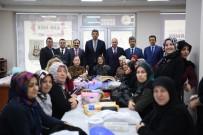 EL EMEĞİ GÖZ NURU - Kartepeli Kadınlar Üretirken Kazanacak