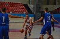 SPOR MERKEZİ - Kayseri büyük erkekler basketbolda finalin adı belli oldu