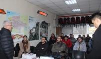 İTFAİYE MÜDÜRÜ - Kdz. Ereğli'de 329 Kişi Gönüllü İtfaiyeci Oldu
