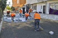 MALTEPE BELEDİYESİ - Maltepe'de Yenileme Çalışmaları Aralıksız Sürüyor