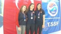 ÜLKER - Paletli Yüzmede 3 Yeni Türkiye Rekoru