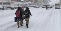 DENIZ PIŞKIN - Tosya'da Taşımalı Eğitime 1 Gün Ara