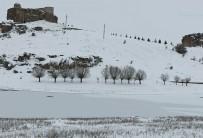 BALCı - Aksaray'da Göletler Buz Tuttu