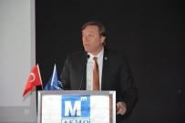 Antalya SMMO'dan MUH-SGK Uygulamaları Konulu Eğitim Semineri