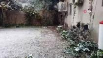 SÜLEYMANIYE - Bağdat'ta 12 Yıl Sonra Yeniden Kar Yağdı